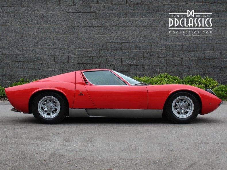 1969 Lamborghini Miura For Sale 150410 Motorious