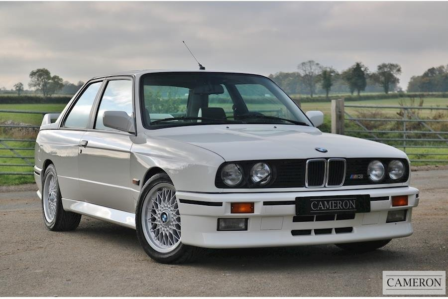 1988 Bmw E30 M3 86 92 For Sale 152518 Motorious
