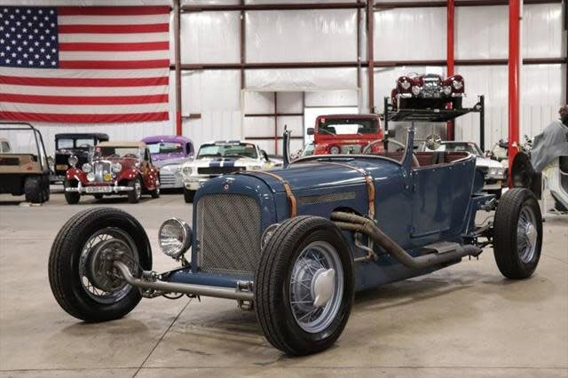 1927 model t touring hot rod