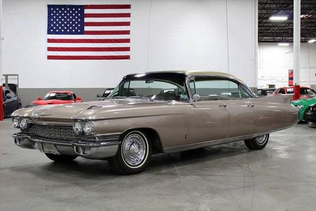 1960 Cadillac Fleetwood for sale #152749 | Motorious