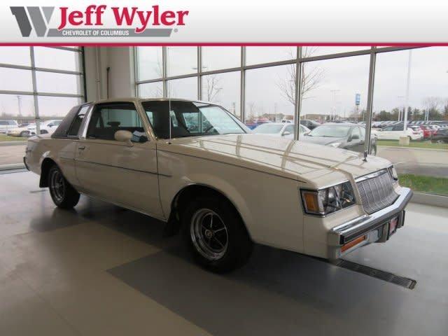 1986 Buick Regal >> 1986 Buick Regal For Sale 153015 Motorious