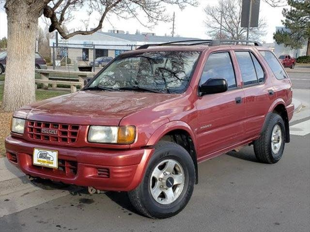 1999 Isuzu Rodeo for sale #153951 | Motorious