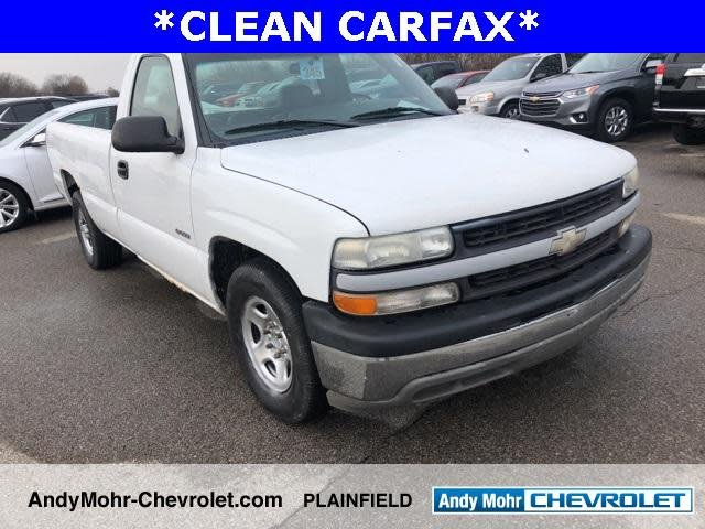 Andy Mohr Chevrolet Plainfield >> 2000 Chevrolet Silverado 1500 For Sale 154468 Motorious