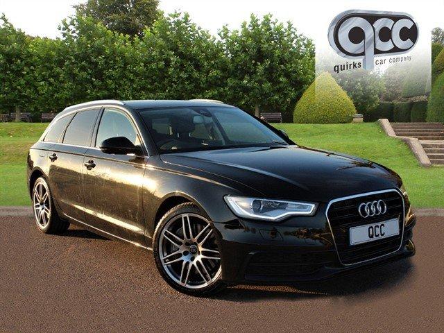 2012 12 Audi A6 Avant 30 Tdi Quattro Se Auto For Sale 154640