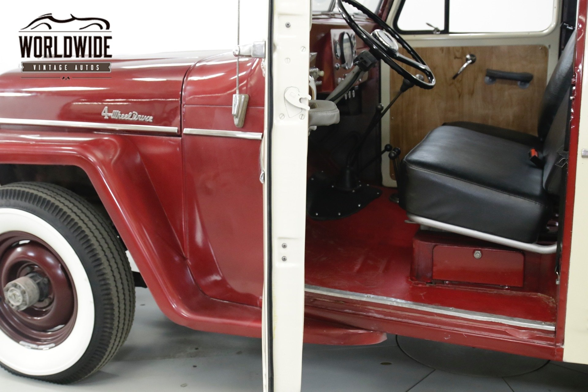 1958 Willys WAGON for sale #154817 | Motorious