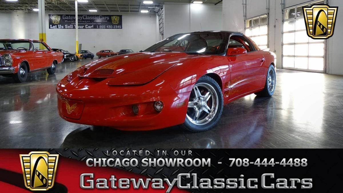 1998 Pontiac Firebird for sale #156070 | Motorious