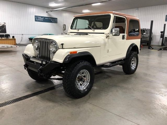 1982 Jeep CJ-7 For Sale
