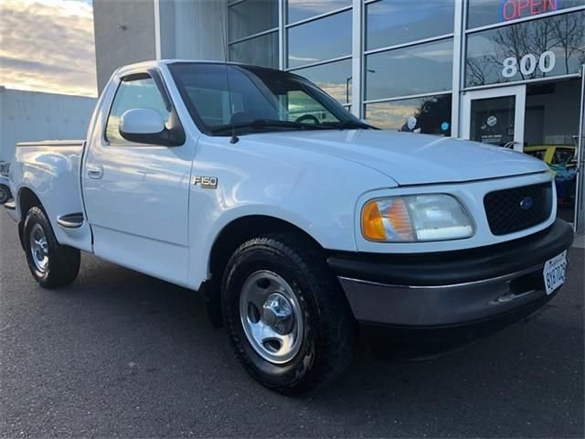 ford 150 pickup 1997