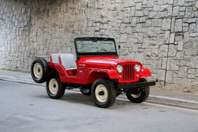 1959 Willys Jeep for sale #158583 | Motorious