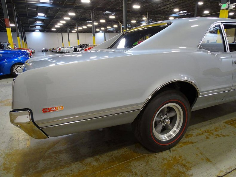 1966 Oldsmobile 442 for sale #160470 | Motorious