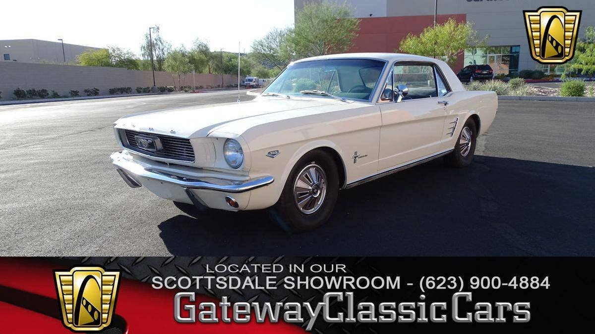 1966 Ford Mustang for sale #161007 | Motorious