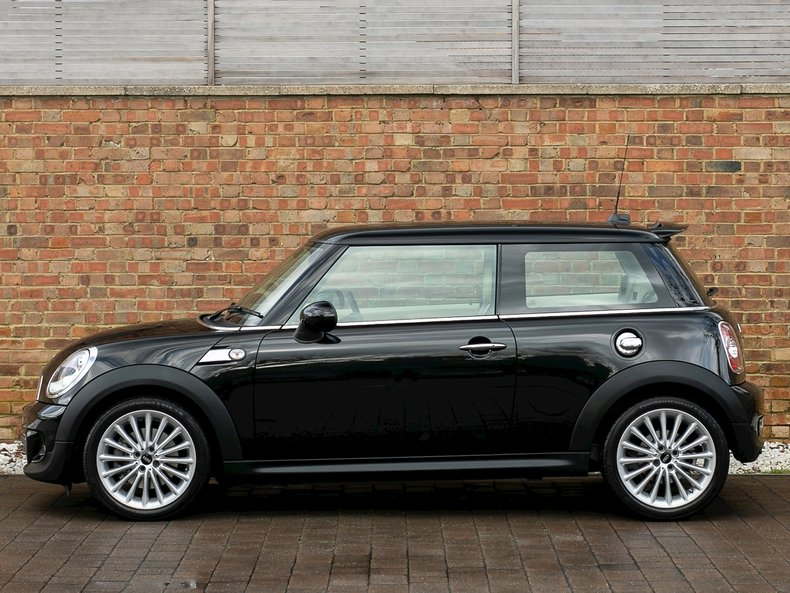 2012 Mini Cooper S Inspired By Goodwood For Sale 161808 Motorious