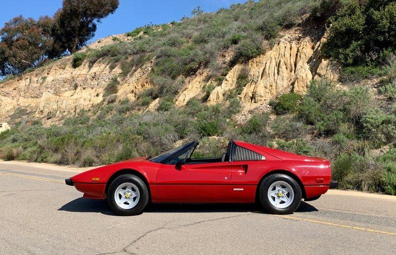 Ferrari 308 Gts For Sale >> 1978 Ferrari 308 Gts For Sale 162052 Motorious