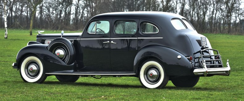 1939 Packard SUPER EIGHT TOURING SEDAN for sale #115084 | Motorious