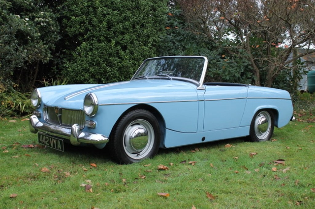 Classic movies with mg midget galleries 616