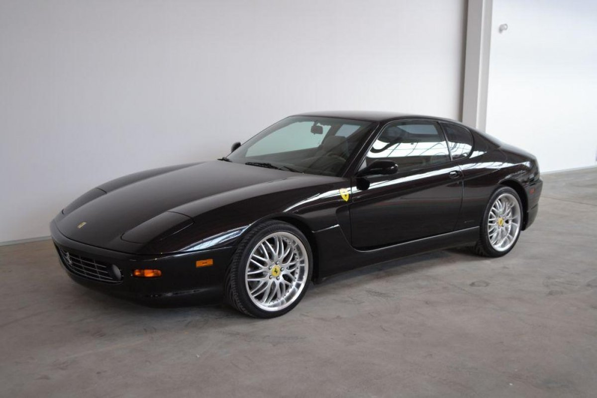 1999 Ferrari 456 MGTA for sale #116636 | Motorious on