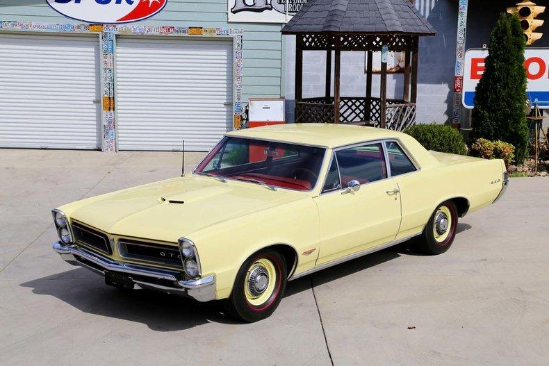 1965 Pontiac GTO for sale #33284 | Motorious