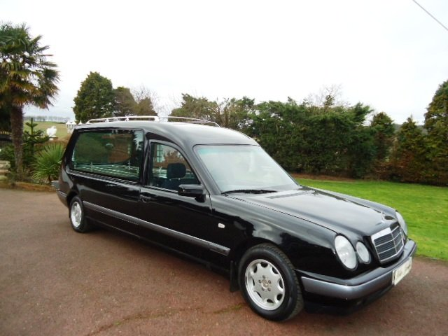 1998 Mercedes E240 Hearse for sale #117069 | Motorious