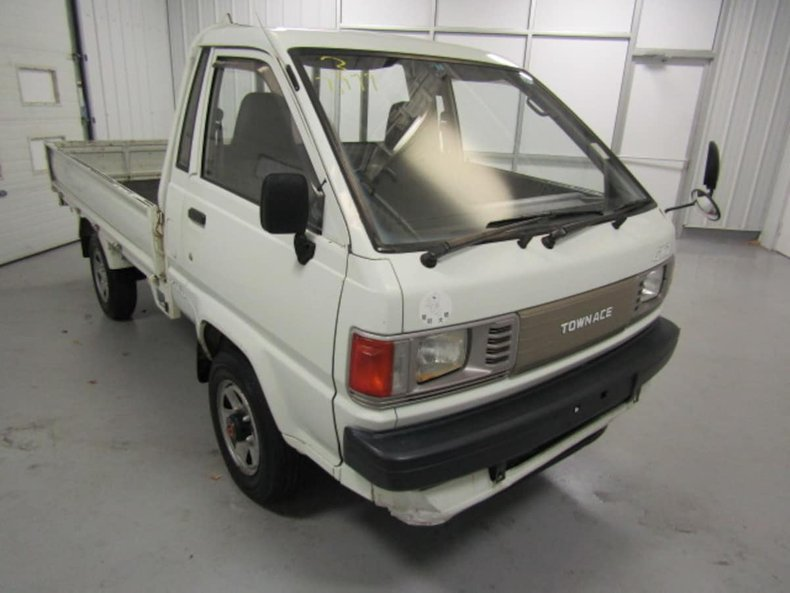 1991 Toyota TownAce 4WD Mini-Truck for sale #117347 | Motorious