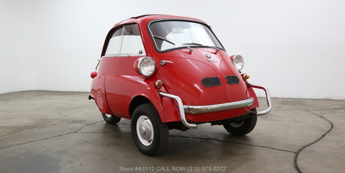 1957 BMW Isetta for sale #117253 | Motorious