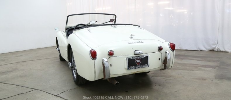 1959 Triumph TR3 for sale #37923 | Motorious