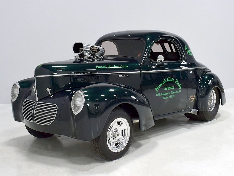 1940 Willys Coupe for sale #117719 | Motorious