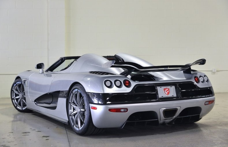 Koenigsegg Ccxr Trevita >> 2010 Koenigsegg Ccxr Trevita For Sale 117674 Motorious