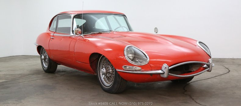 1966 Jaguar XKE For Sale