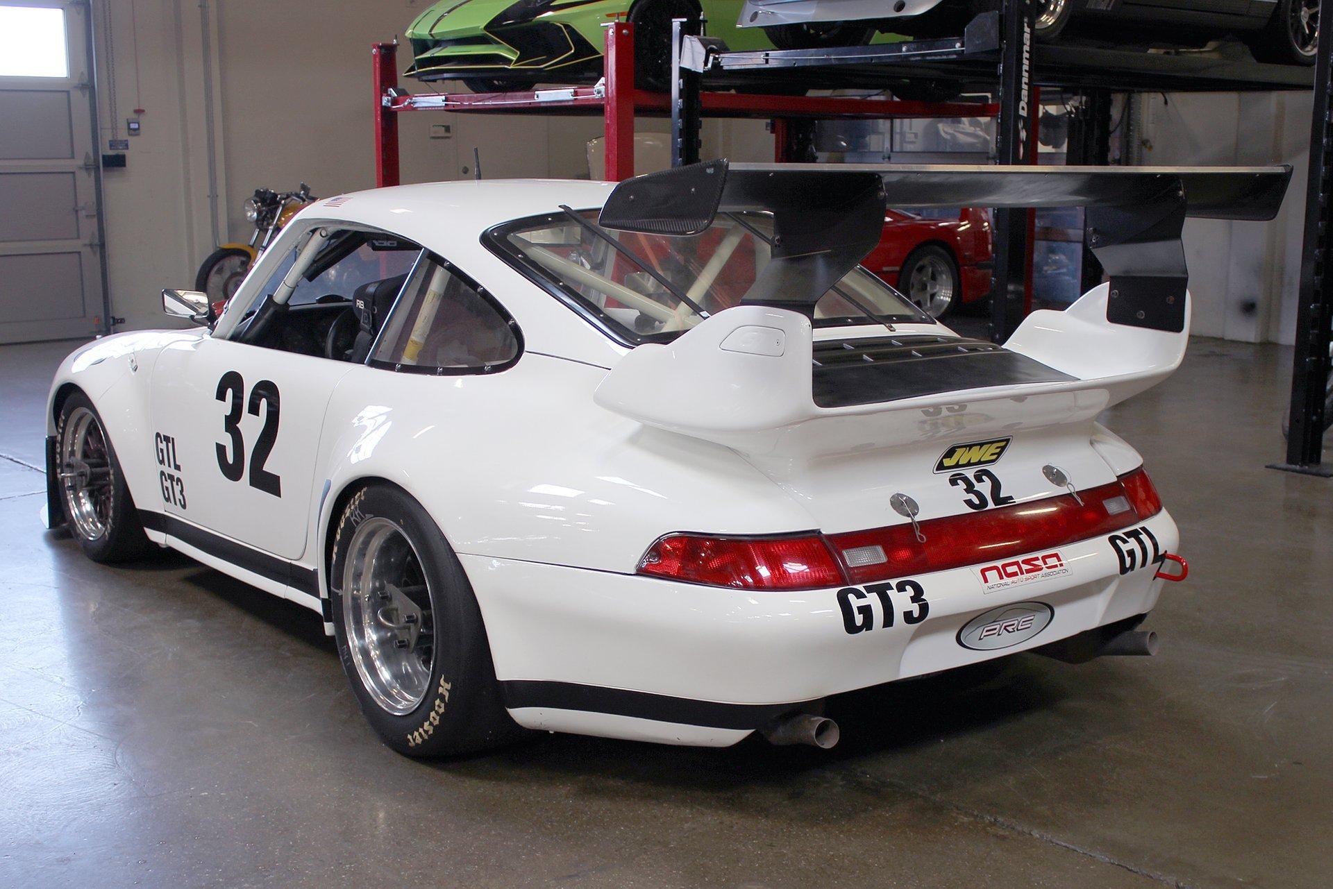 1992 Porsche 911 GT3/GTL RACE CAR for sale #117994 | Motorious
