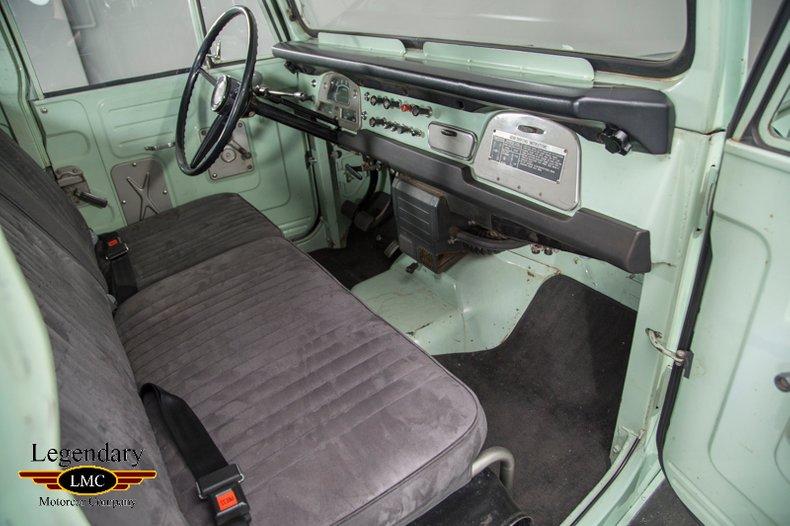 1969 Toyota FJ40 Land Cruiser for sale #118099   Motorious