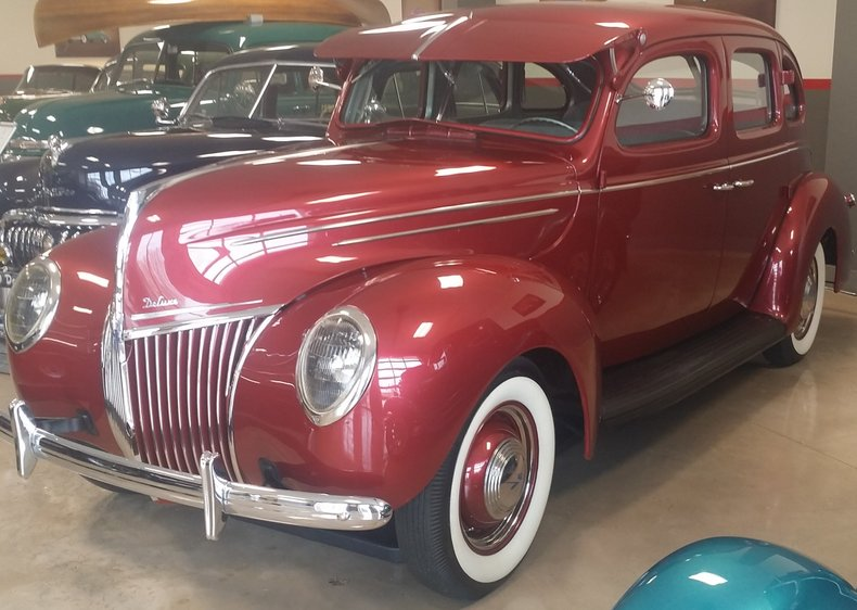 1939 Ford Deluxe Sedan For Sale