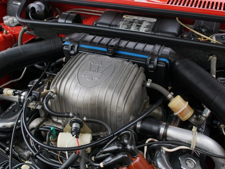maserati biturbo engine number