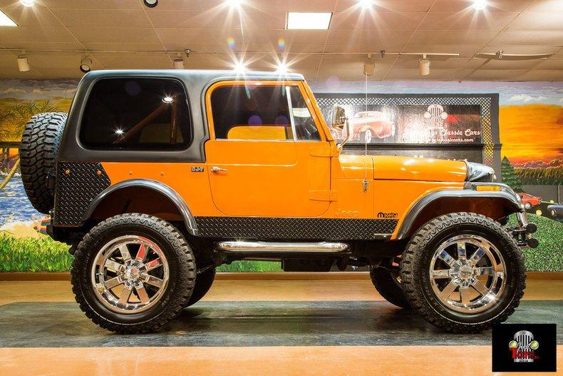 1978 Jeep CJ-7 For Sale