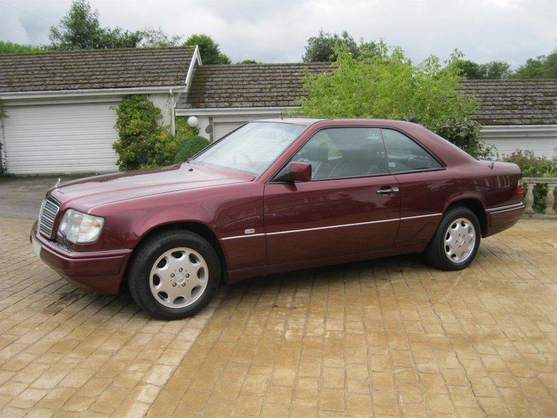 1996 Mercedes-Benz CE Class for sale #119222 | Motorious