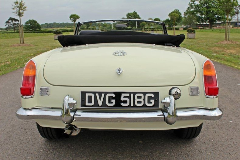 1969 MG MGC for sale #119824 | Motorious