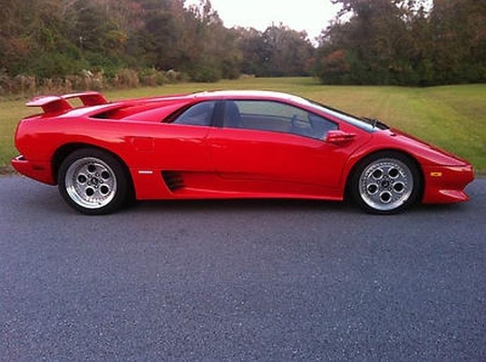 1994 Lamborghini Diablo For Sale 119710 Motorious