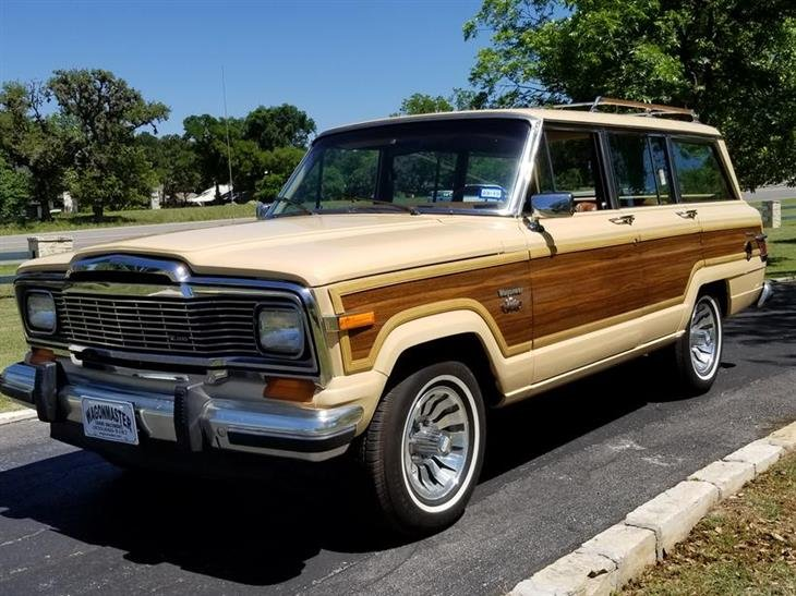 Jeep Wagoneer For Sale >> 1983 Jeep Wagoneer For Sale 120555 Motorious