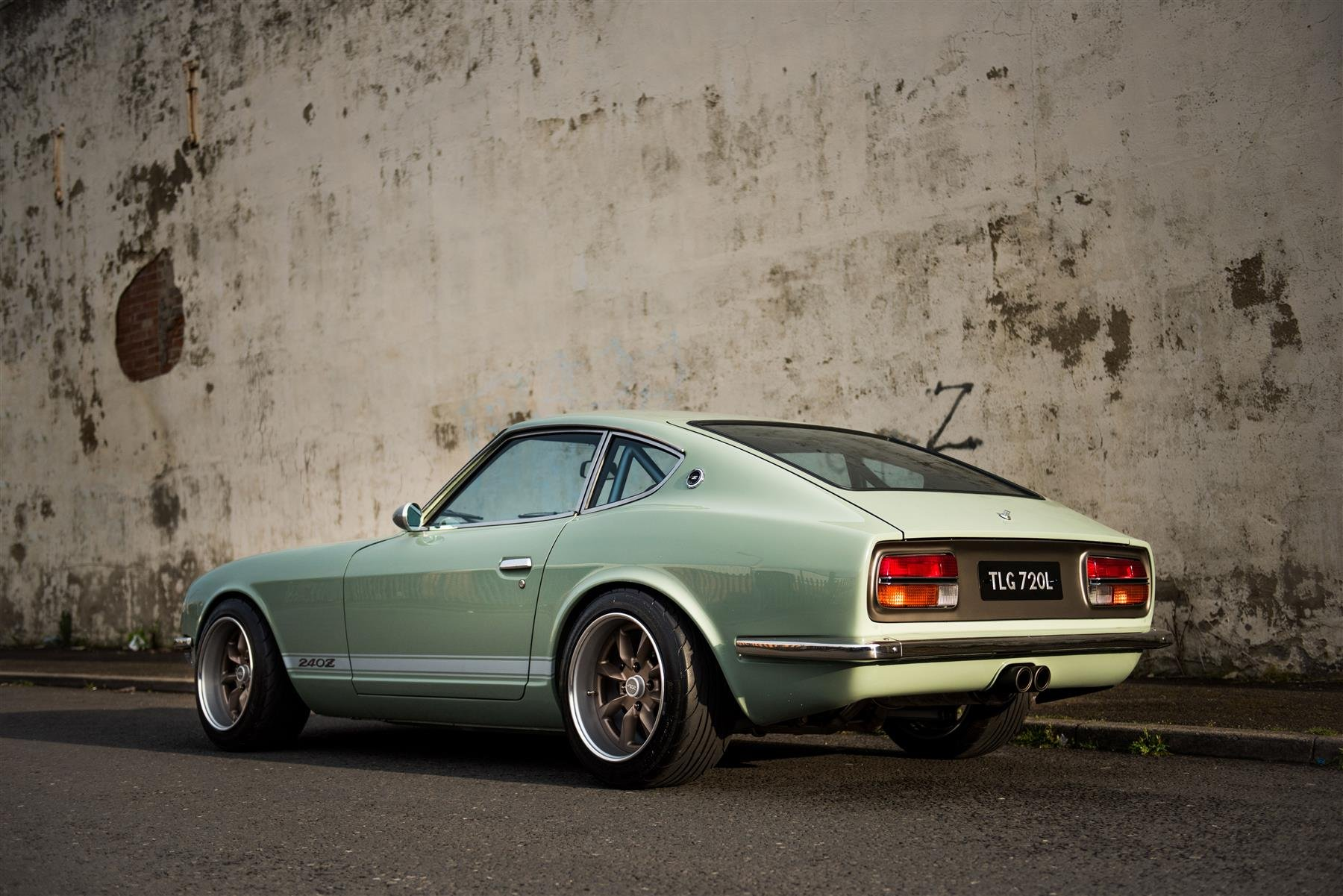 1972 Datsun 240Z for sale #120983 | Motorious