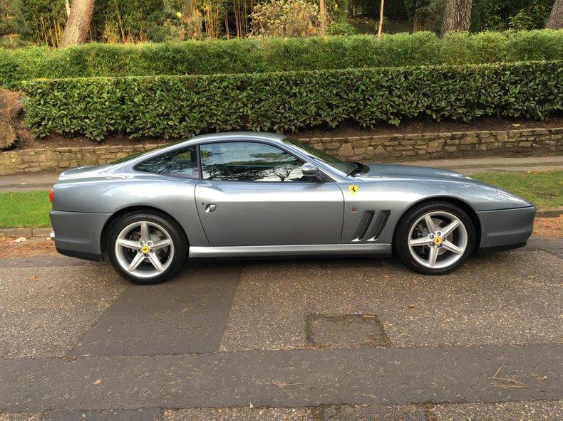 2002 Ferrari 575 For Sale