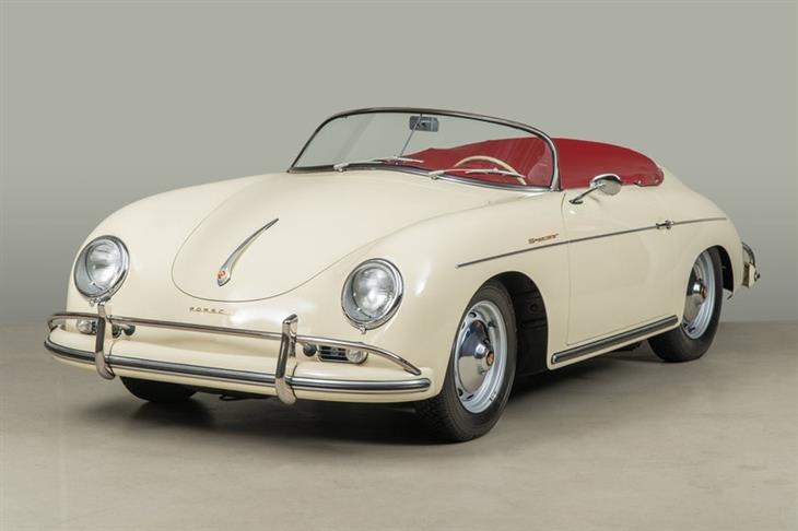 Porsche 356 For Sale >> 1958 Porsche 356 For Sale 121485 Motorious