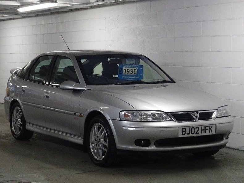 2002 Vauxhall Vectra for sale #77937 | Motorious