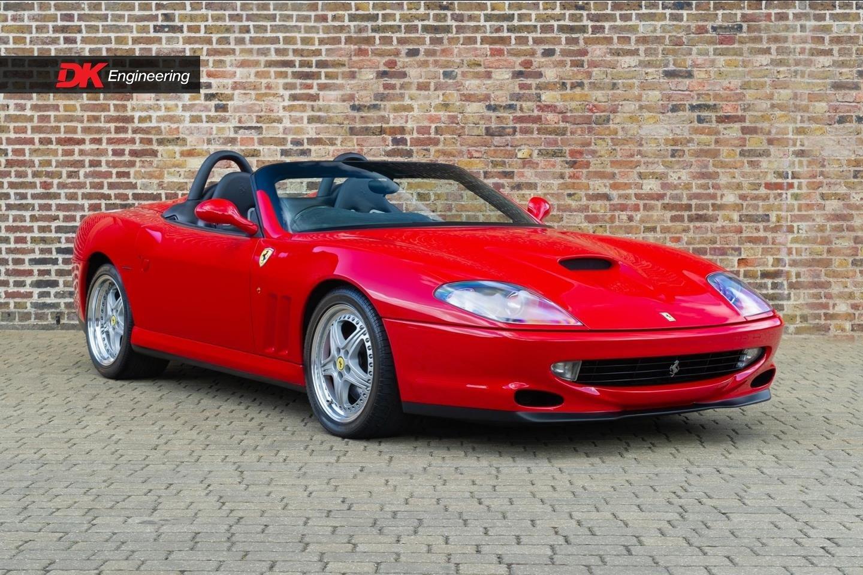 2001 Ferrari 550 for sale #40349   Motorious