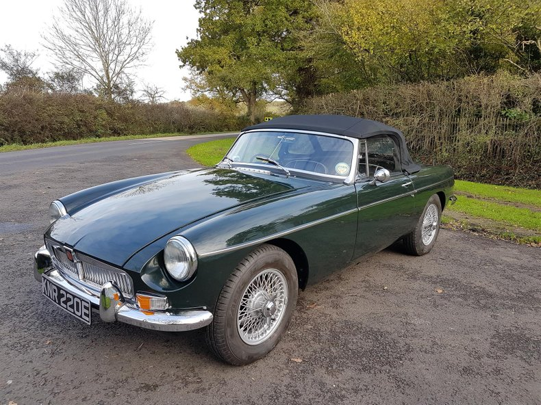 1967 MG MGB for sale #122328 | Motorious