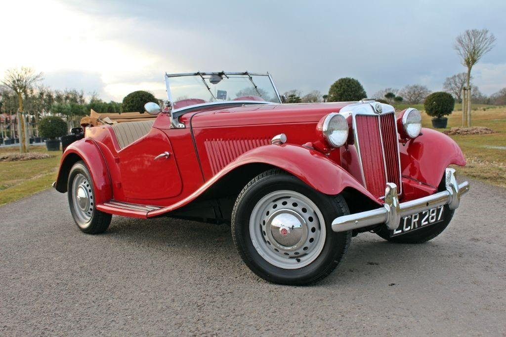 Classic movies with mg midget galleries 607