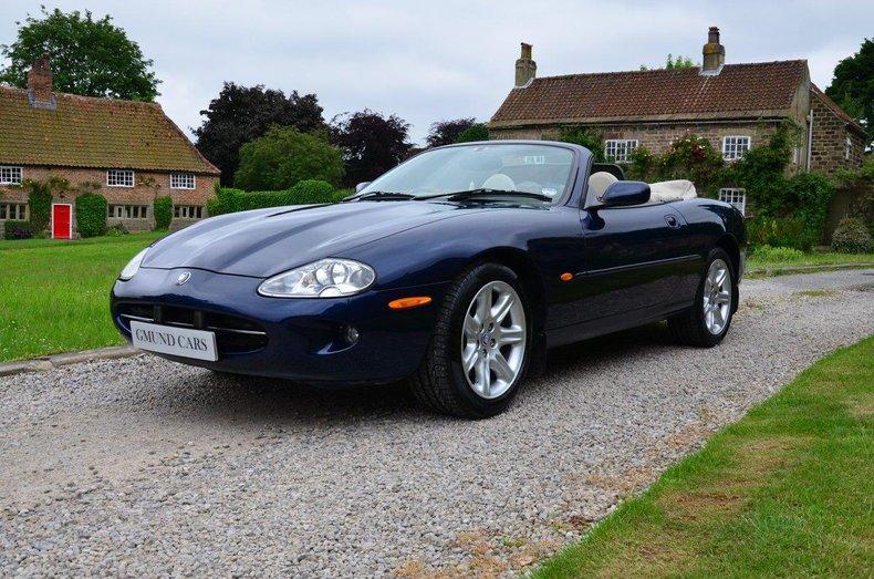1999 Jaguar XK8 for sale #122632 | Motorious