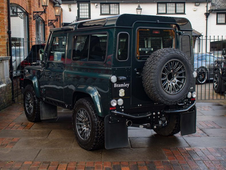 2015/65 Land Rover Defender Bowler 90 XS Station Wagon - Bowler Fast