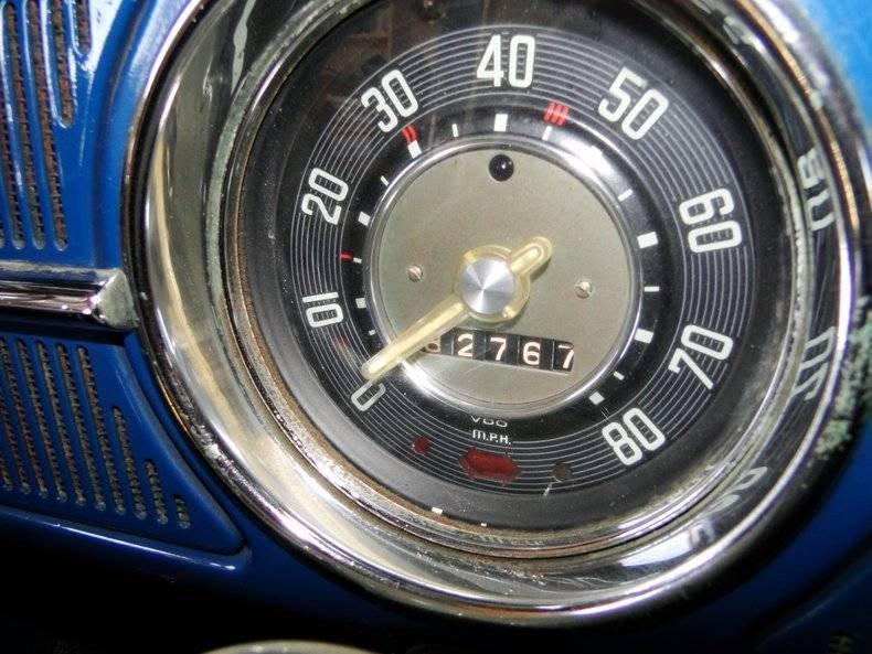 1960 Volkswagen Beetle for sale #123597 | Motorious