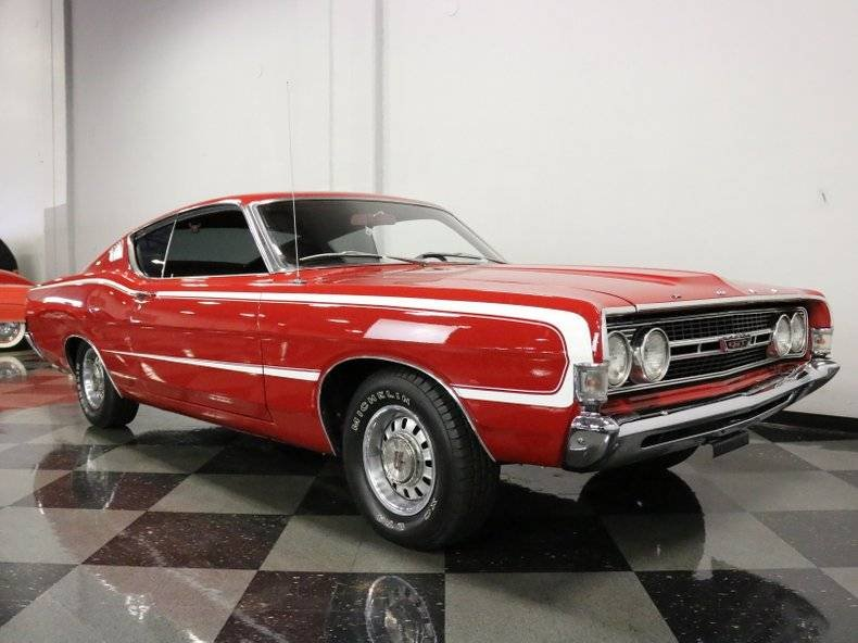 1968 Ford Torino for sale #124478 | Motorious
