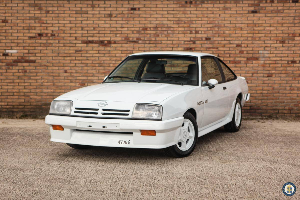 1988 Opel Manta for sale #125108 | Motorious