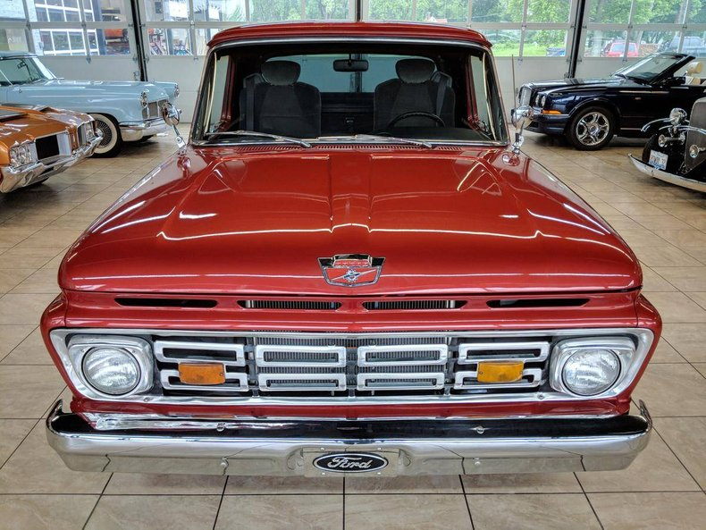 1965 Ford F100 for sale #125349 | Motorious